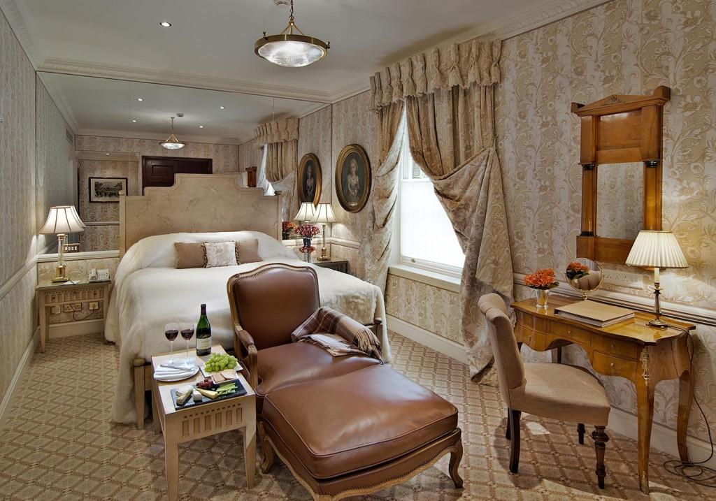 Egerton House Guest Room