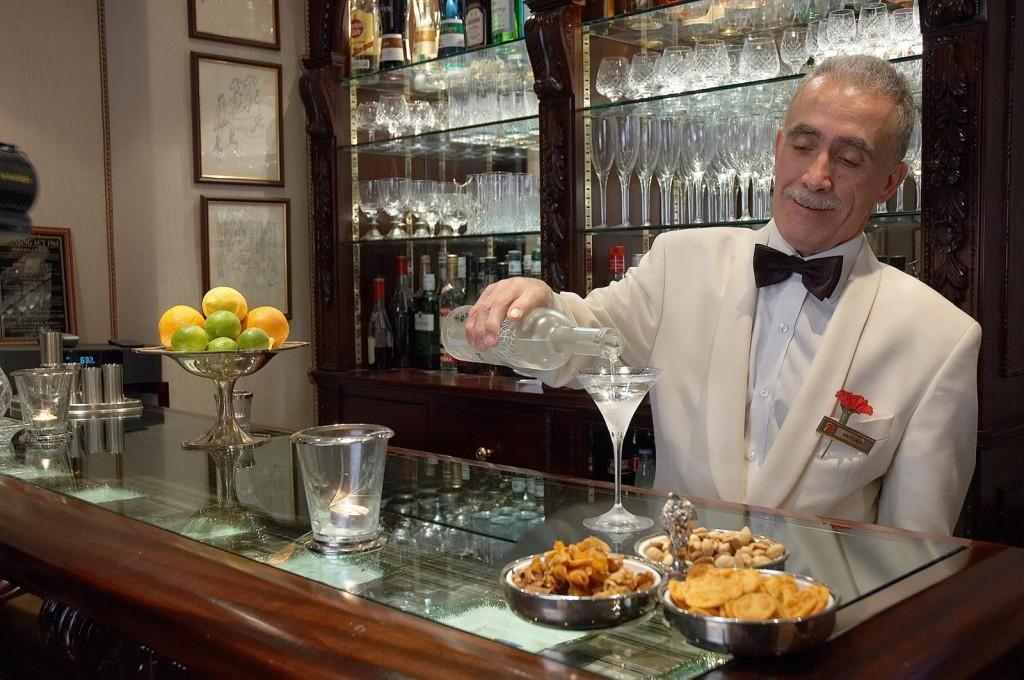 Egerton House Head Chef Barman Antonio Pizzuto