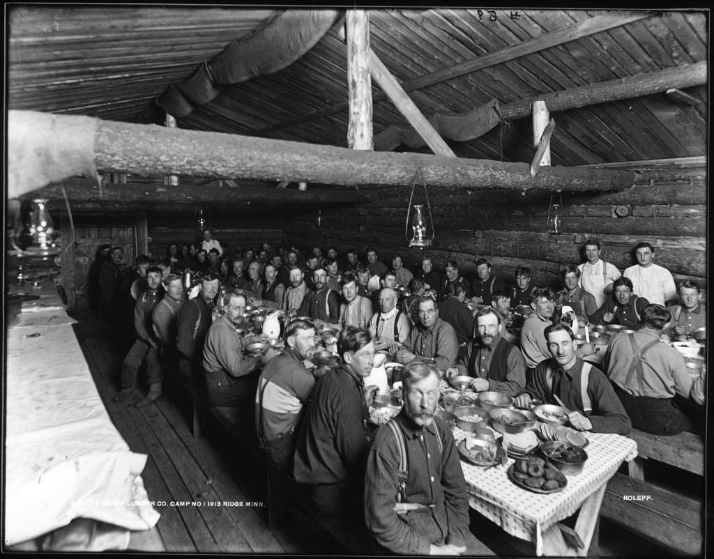 Forest History Center Cookshack