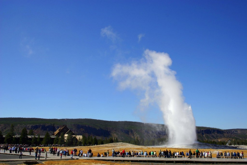 Grand Old Faithful