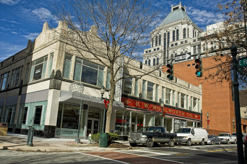 Greensboro Woolworth and Civil Rights Institute