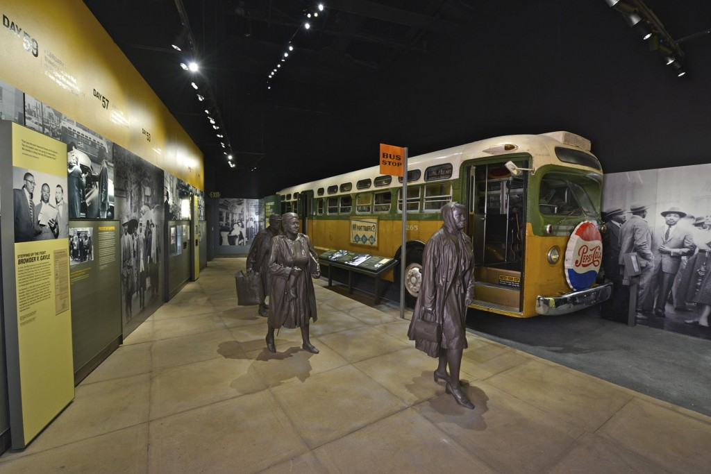 Memphis - National Civil Rights Museum