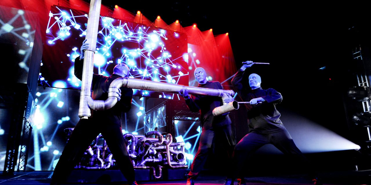 Groups Get More with Blue Man Group Las Vegas