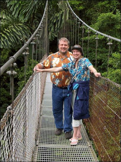 Paul and Lynn Larsen