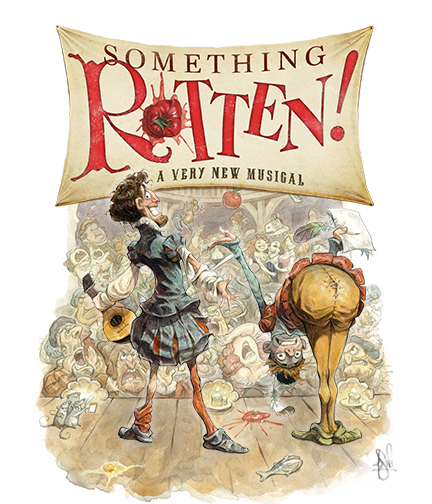 book report something rotten Something is rotten in fettig by jere krakoff anaphora literary press (2016) jere krakoff was not born to write this book rather, he lived his professional life to write this book.