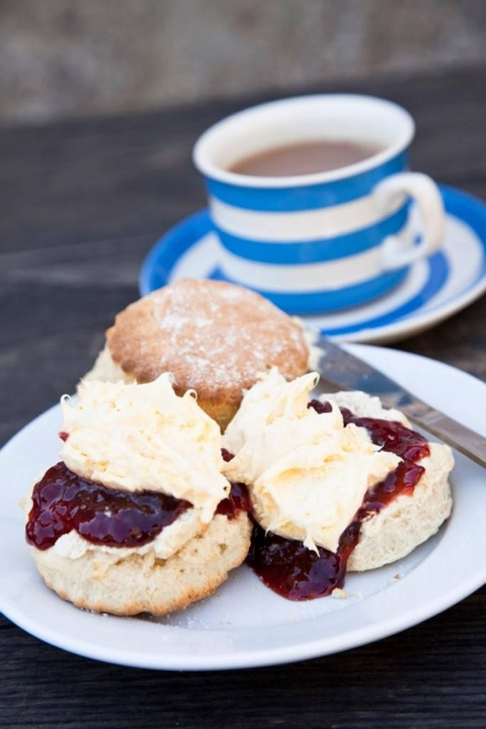 Traditional Scones and Tea. Photo credit: Julian Love, Lonely Planet