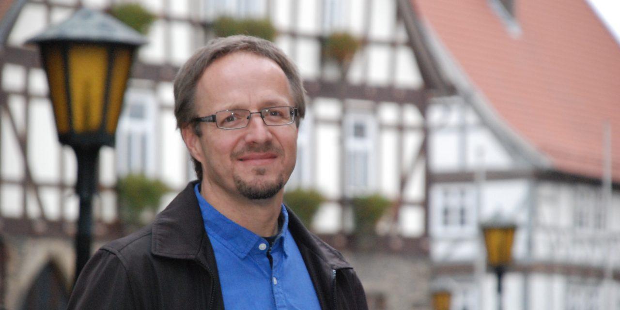 Christian Utpatel: Spiritual Journey to Germany