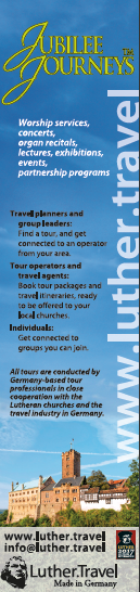 luther travel