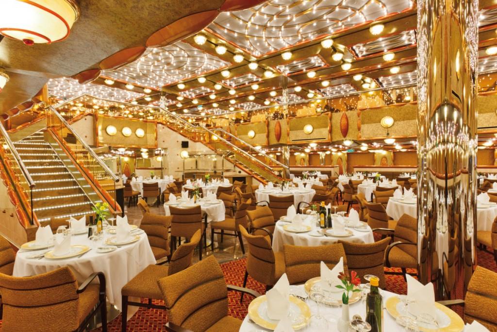 Costa Favolosa Duca d'Orleans Restaurant 2