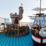Costa Favolosa Pirate Ship