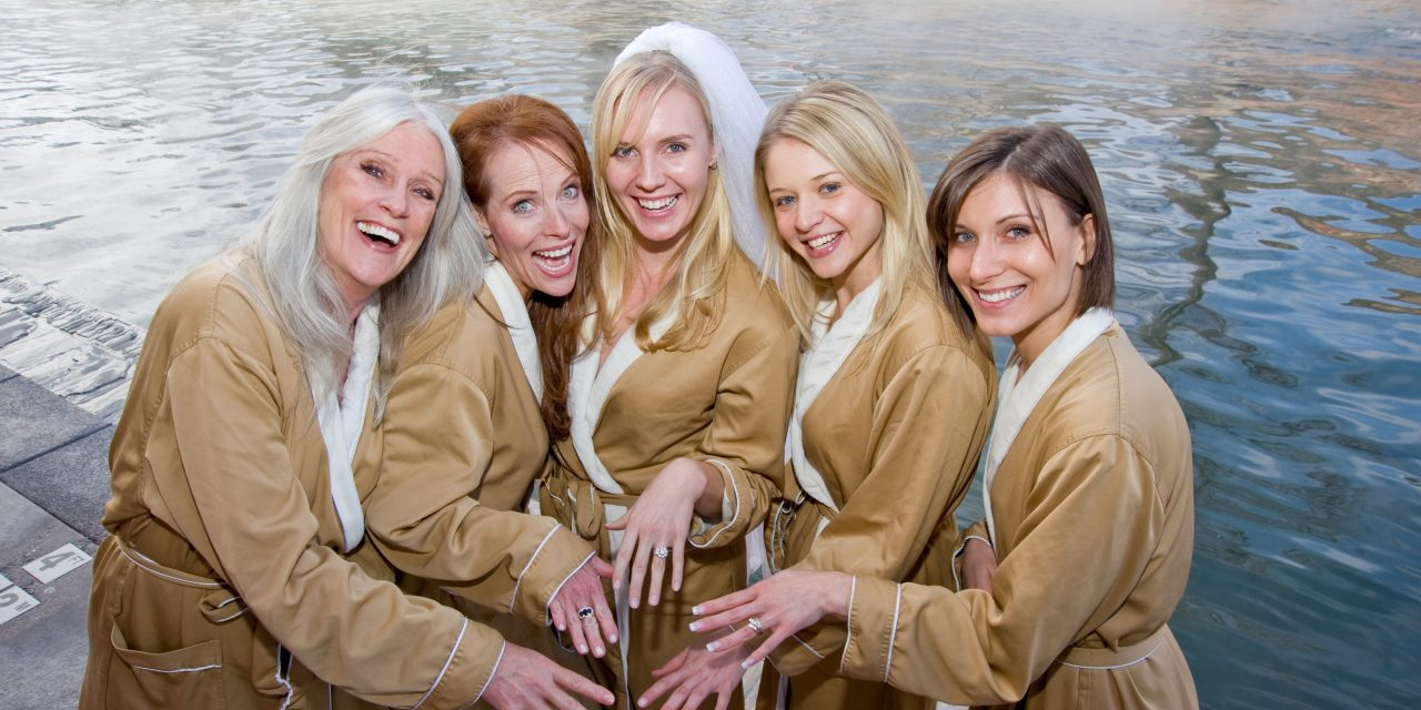 Girls' Getaway: Soothing Retreat at Glenwood Hot Springs