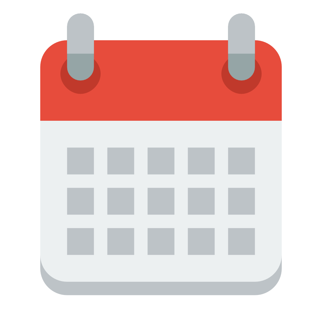 Manage your calendar planning your annual program
