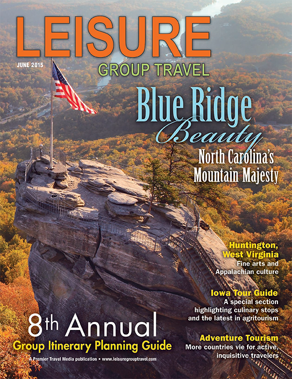 June 2015 Leisure Group Travel Magazine