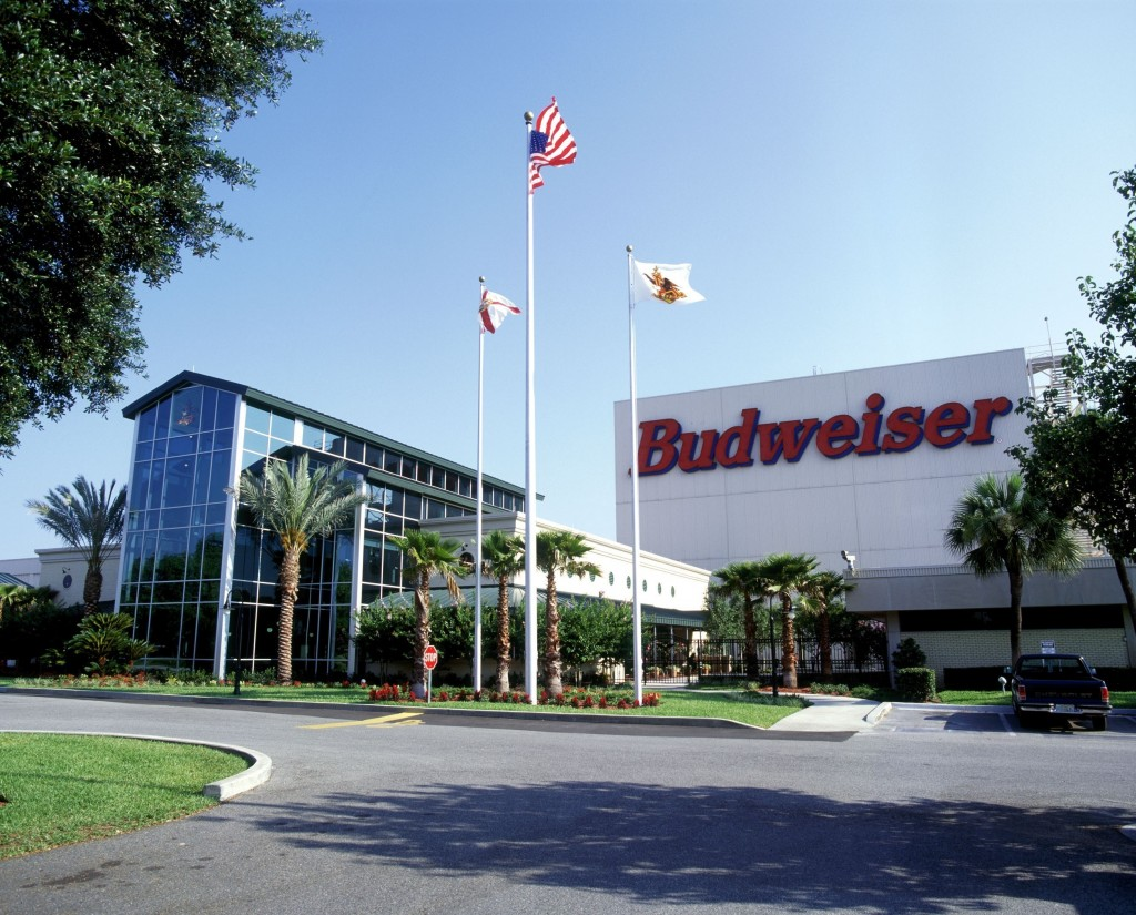 Budweiser Brewery Copyright and Credits Visit Jacksonville