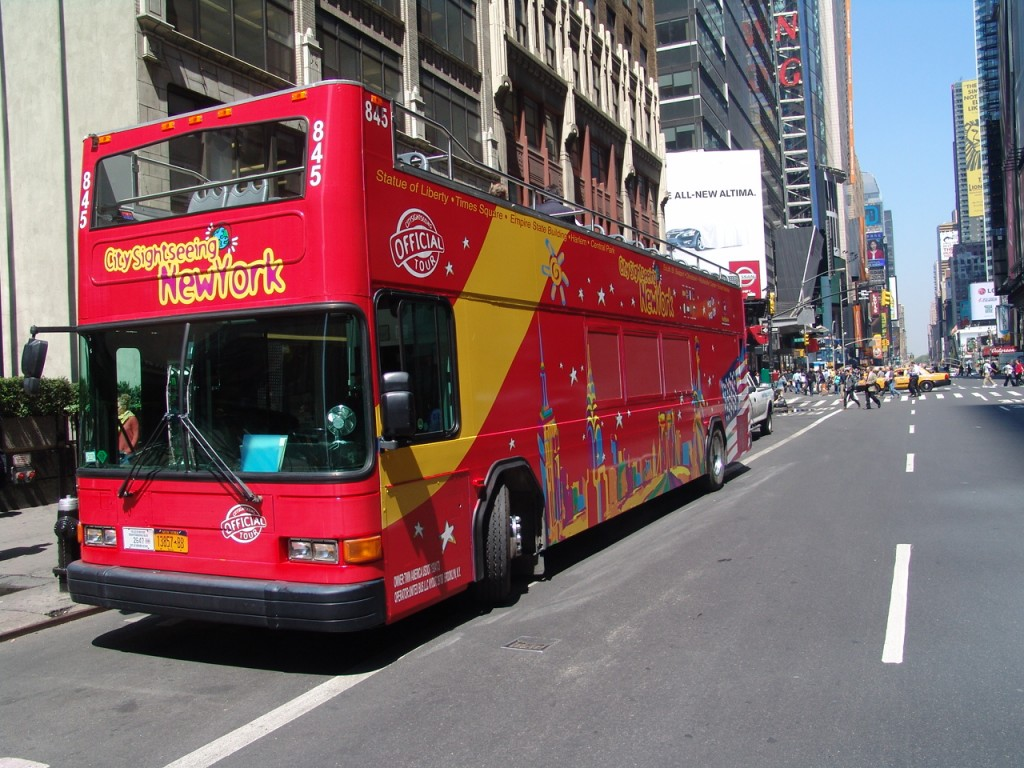 Group Going to NYC? Choose CitySightseeing New York!