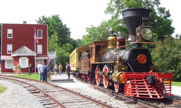 Scenic Trains Beckon Tour Groups