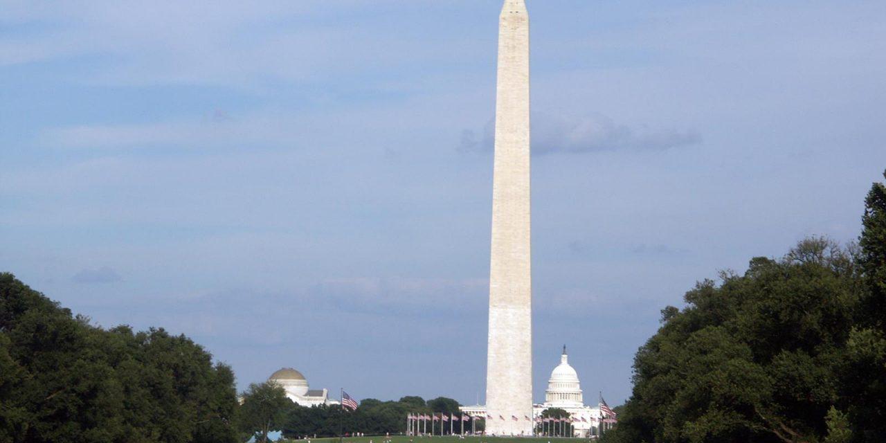 Monumental Washington, DC