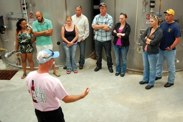 Quaint Becomes New with Duplin Winery's North Myrtle Beach Facility