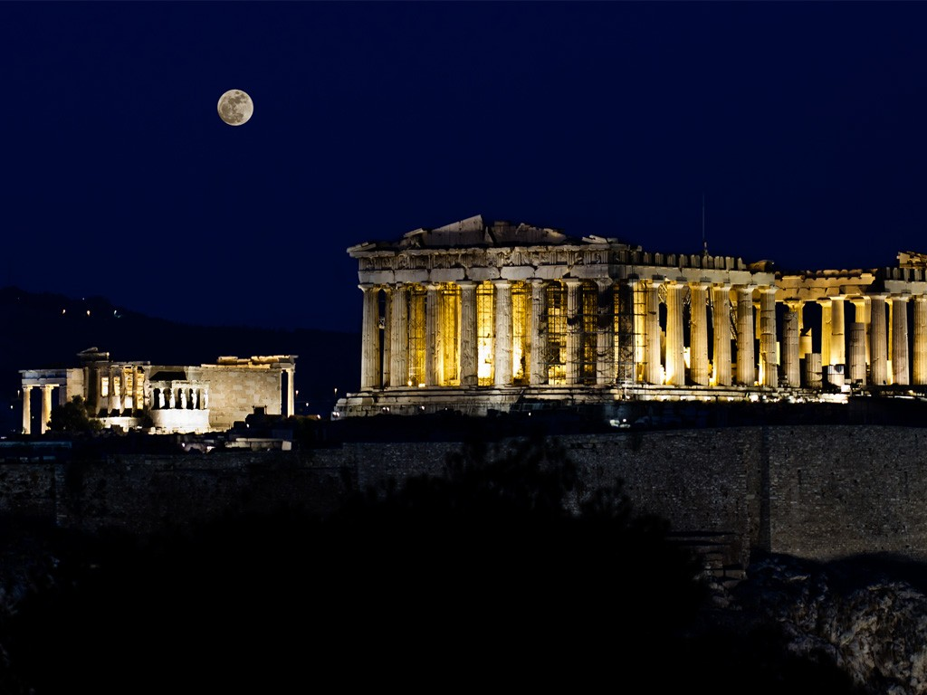 The Acropolis, Attica Credit