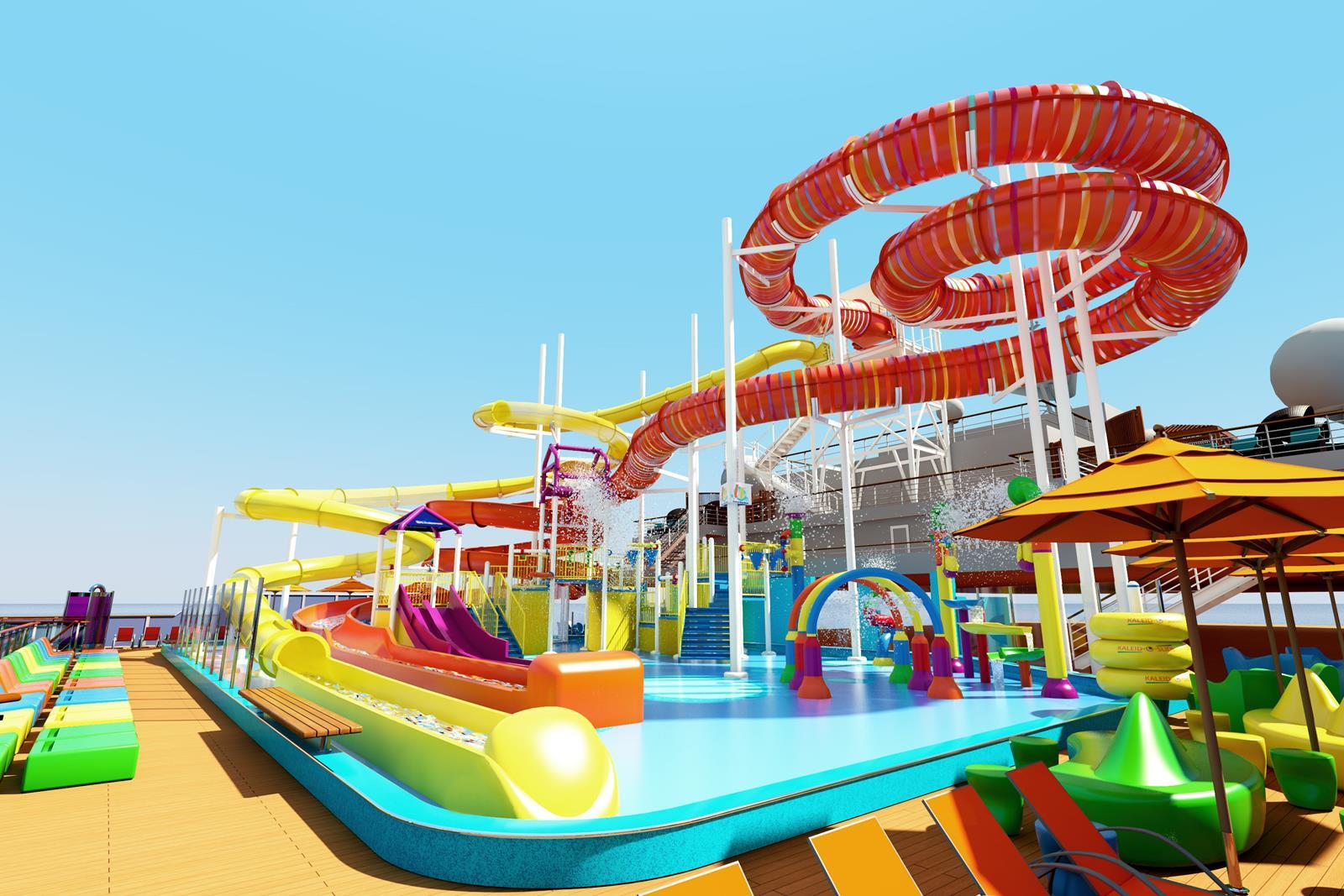 Carnival Vista takes cruising to new heights – Literally!