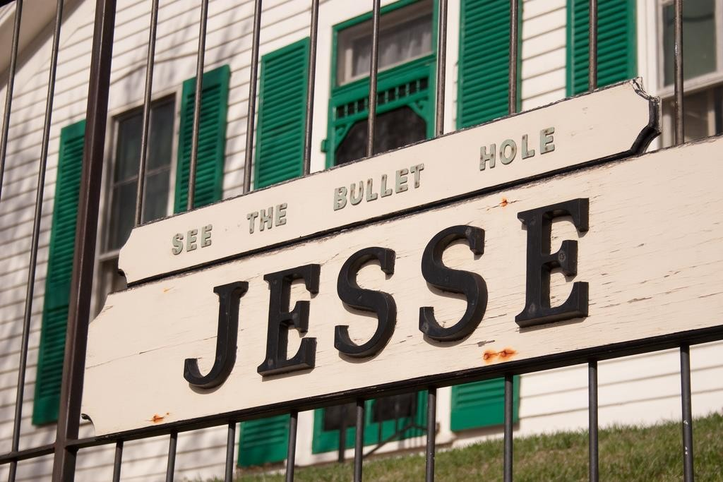 Jesse James Home Museum_ St Joseph_4517967816_l