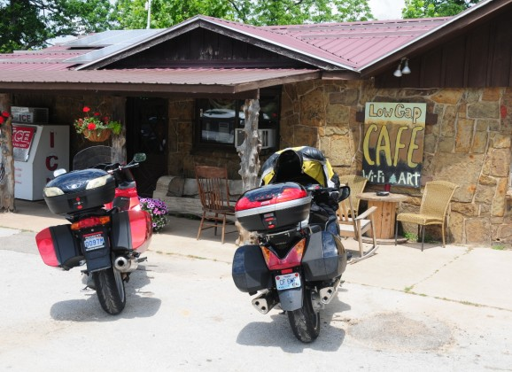 Motorcycle Road Trips Spotlight the Best of Arkansas