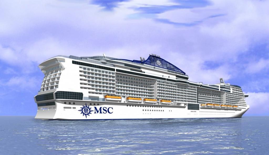 MSC Meraviglia: Photo Courtesy of MSC Cruises