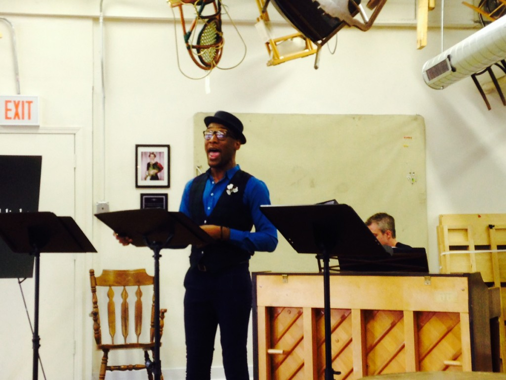 Porchlight Theatre rehearsal studio in Chicago