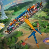 Kings Dominion Plans New Thrill Ride for 2016