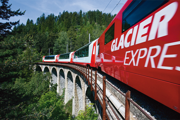 Switzerland's Grand Train Tour