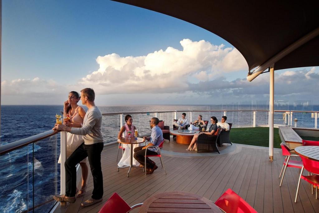 Sunset Bar, Celebrity Cruises