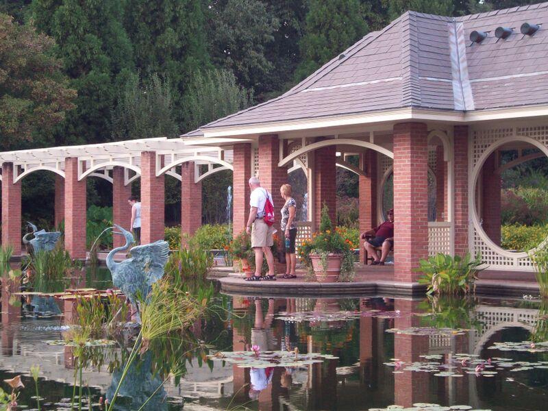 Botanical Garden Huntsville Al Landscapers Celebrate National Gardens Day Today Vlog Top 6