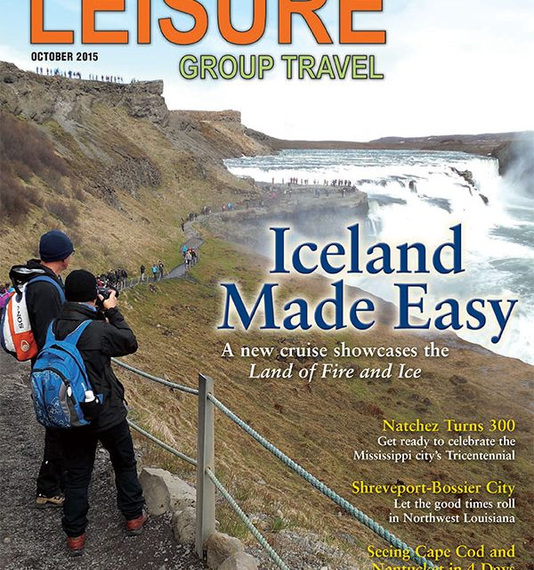 October 2015 Leisure Group Travel