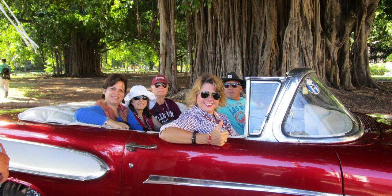 Jennifer Bohac: Texas A&M: Traveling Aggies