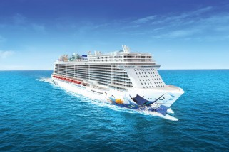 Norwegian Escape's Debut