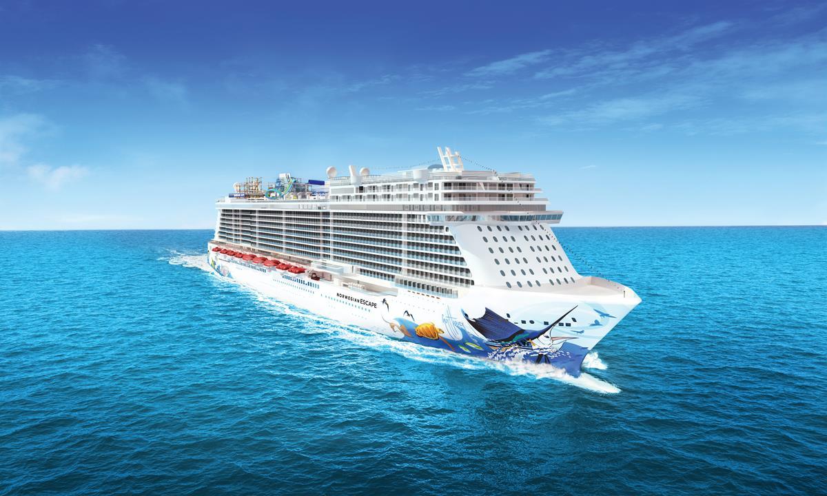 Norwegian Escape S Debut Leisure Group Travel