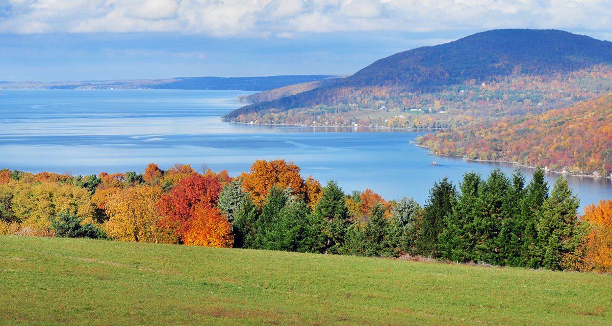 Canandaigua: A Taste of the Finger Lakes