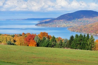 Canandaigua: A Taste of the Finger Lakes