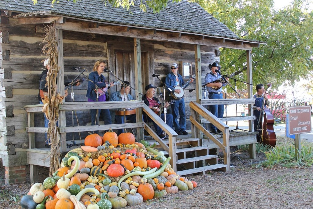 Fall Folklore Milan_Tennessee