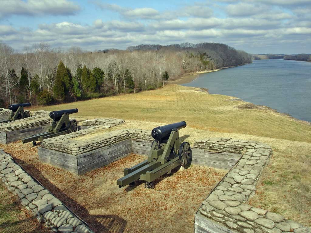Battle of fort henry and donelson