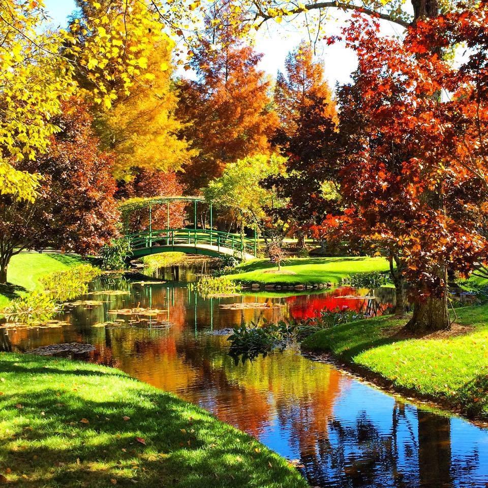Gibbs Gardens - Fall - credit Gibbs Gardens