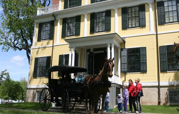 Granger Homestead & Carriage Museum