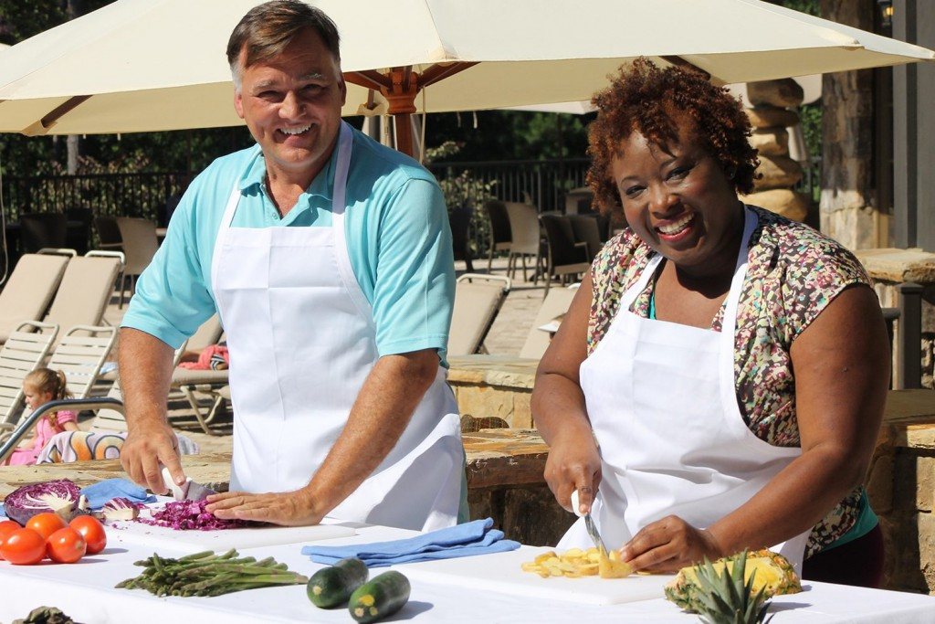 Lanier Islands Culinary Experience