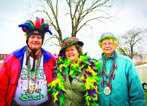 Celebrate Mardi Gras Shreveport-Style