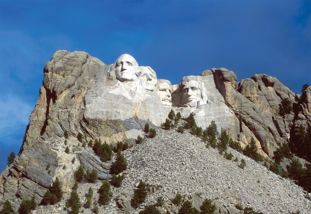Mt. Rushmore horizontal