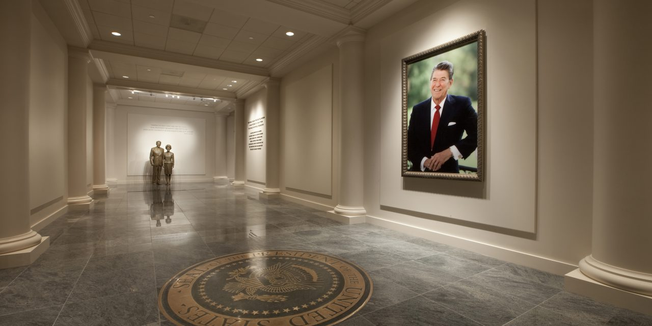 Ronald Reagan Library Enlightens, Informs All Who Visit