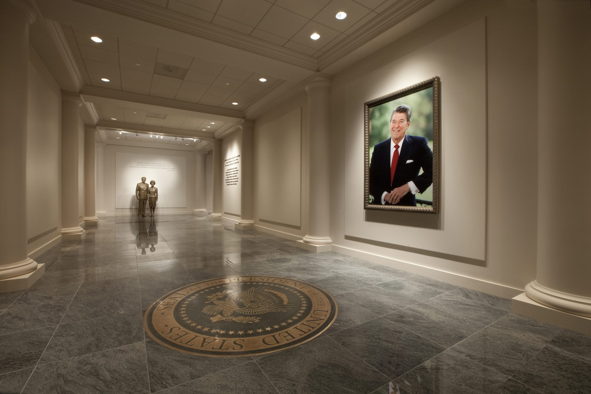 The Reagan Library Continues To Enlighten And Inform - Great museums in us