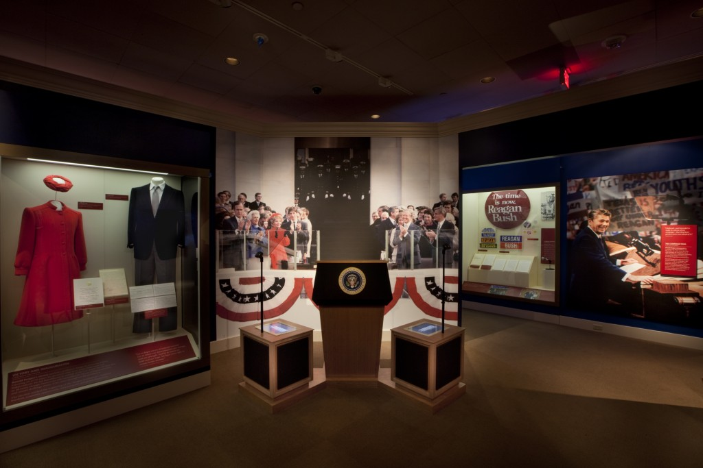 First 70 Days Exhibit - Ronald Reagan Presidential Library