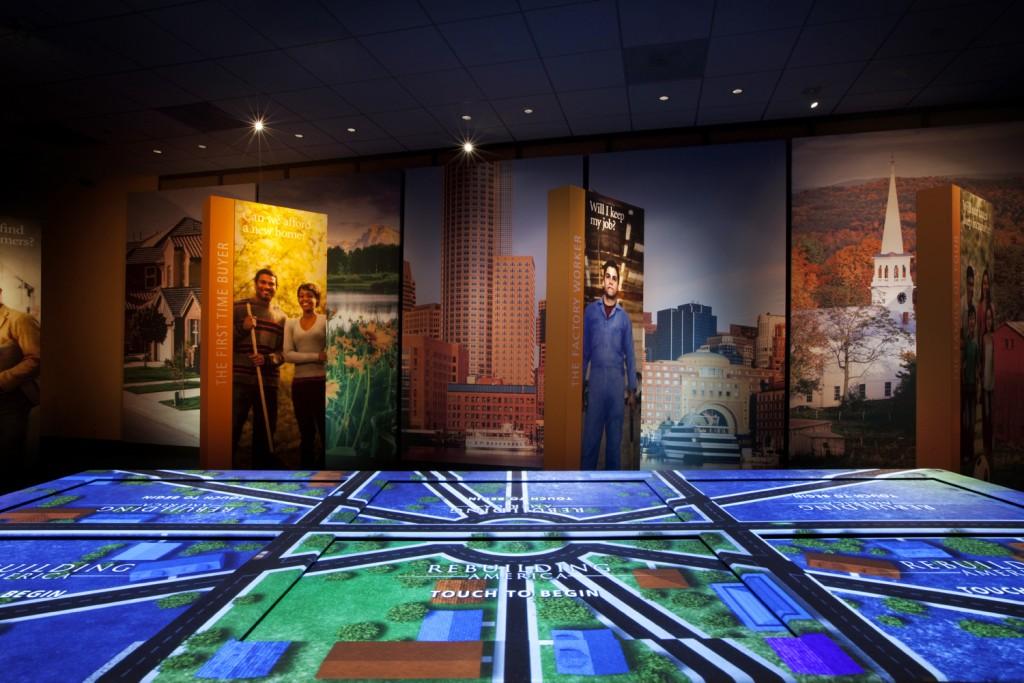 Berlin Wall Exhibit - Ronald Reagan Presidential Library