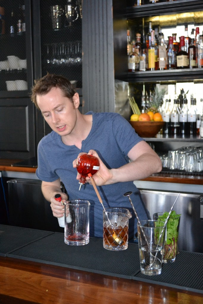 Bitter & Twisted Cocktail Parlour in downtown Phoenix serves up unusually good concoctions by Don Heimburger